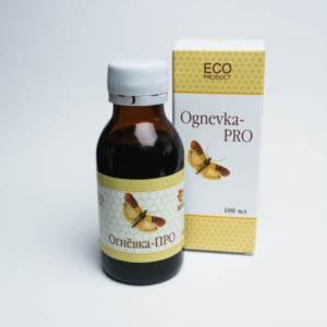 Огневка-настойка PRO на глицерине 30 % - 100мл Жива