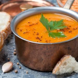 Суп морковно-чечевичный 8 порций (чечевица экологическая) 180г