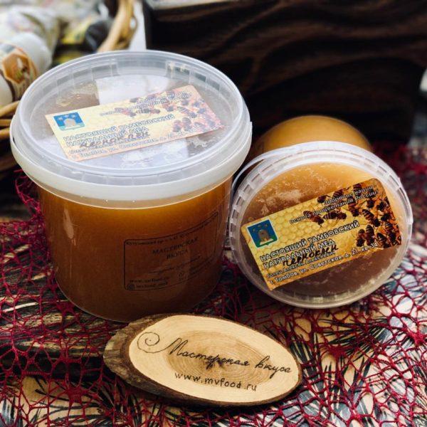 мед черноклен