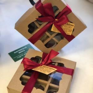 Конфеты шоколадные без сахара и без глютена Эффект бабочки Ассорти