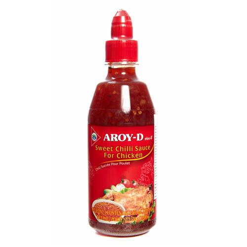 Соус Чили сладкий для курицы AROY-D 0,55кг