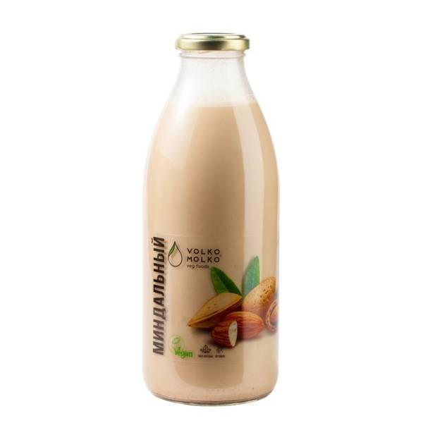 миндальное молоко 750мл Мастерская вкуса