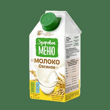 молоко овсяное 0,5л