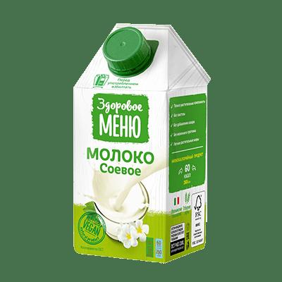 молоко соевое 0,5л