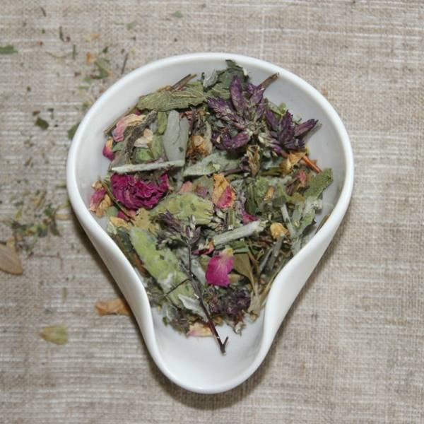 травяной чай джаз