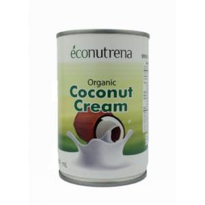 Молоко кокосовое Ecconutrena органик 400мл