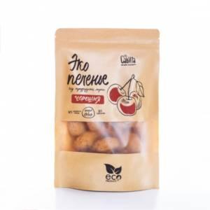 Печенье кукурузное без маргарина и сахара Черешня 280г