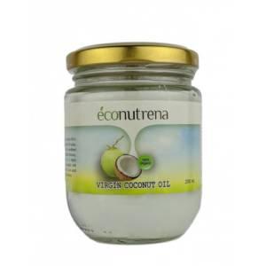 кокосовое масло Econutrena 200мл