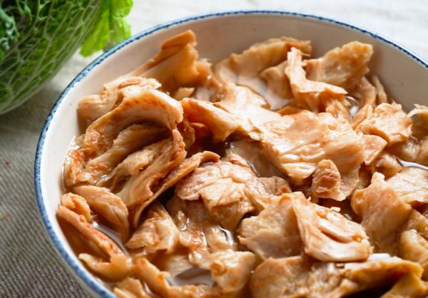 растительное мясо курица