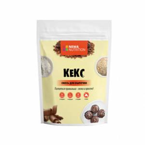 Смесь для выпечки – Кекс высокобелковый шоколад 200г Newa