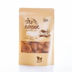 Эко печенье гречневое Кокос-шоколад Савита