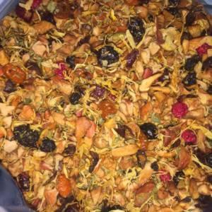 Чай фруктово-ягодный Хамелеон 100г
