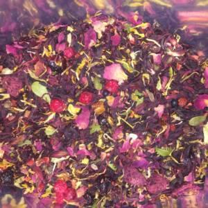 чай фруктово-ягодный Красный сарафан
