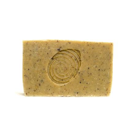 мыло конопляное конопля и белая глина 100г