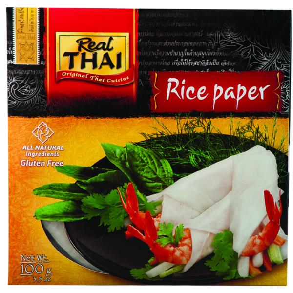 Бумага рисовая REAL THAI 16см 100г