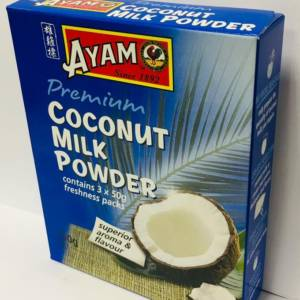 Сухое кокосовое молоко AYAM 150г