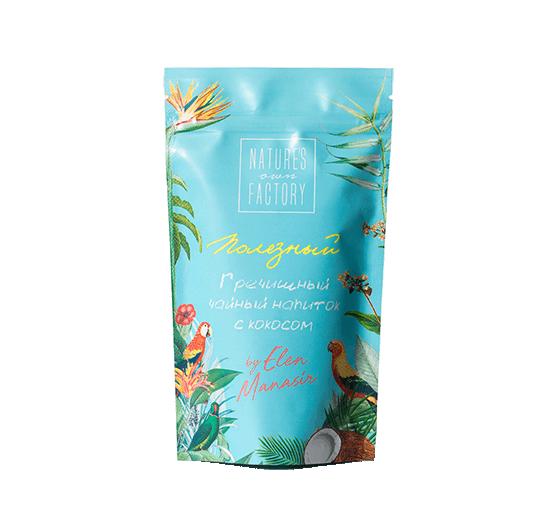 гречишный чай с кокосом Natures own factory в Мастерская вкуса