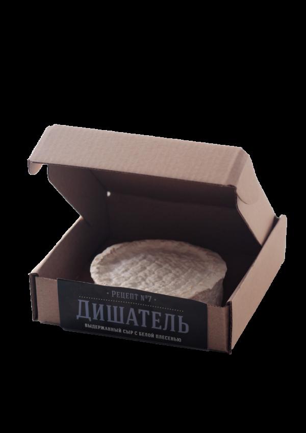 Мягкий сыр с белой плесенью Дишатель 80г