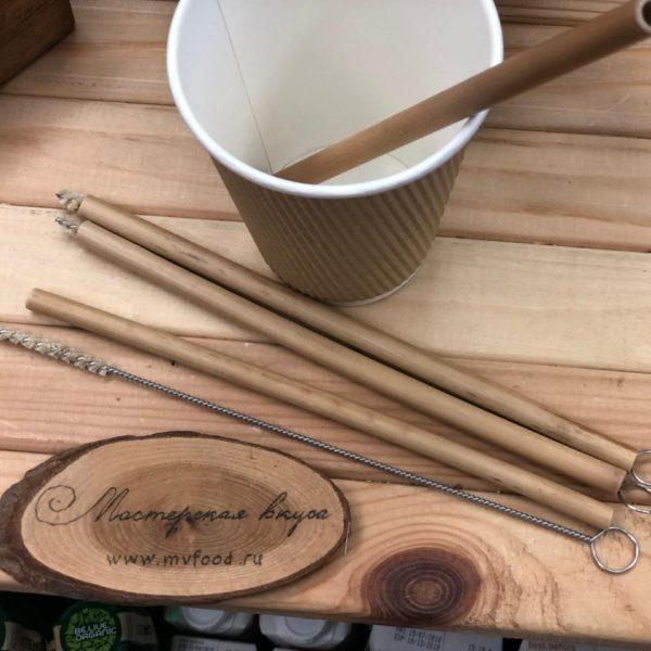 ершики для бамбуковых трубочек