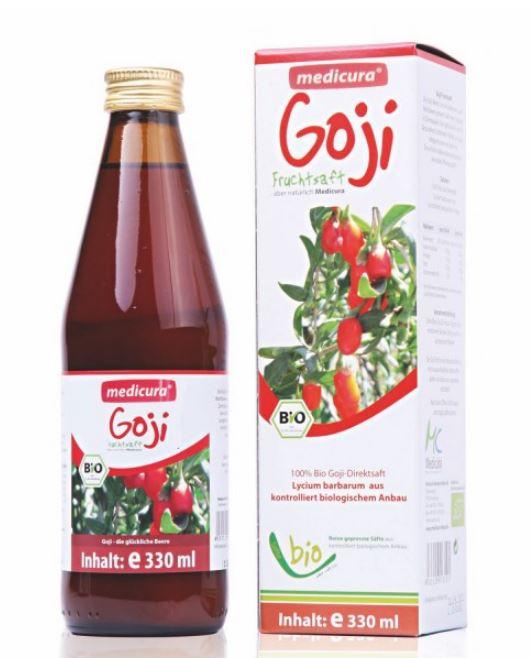 органический сок ягод годжи германия Мастерская вкуса
