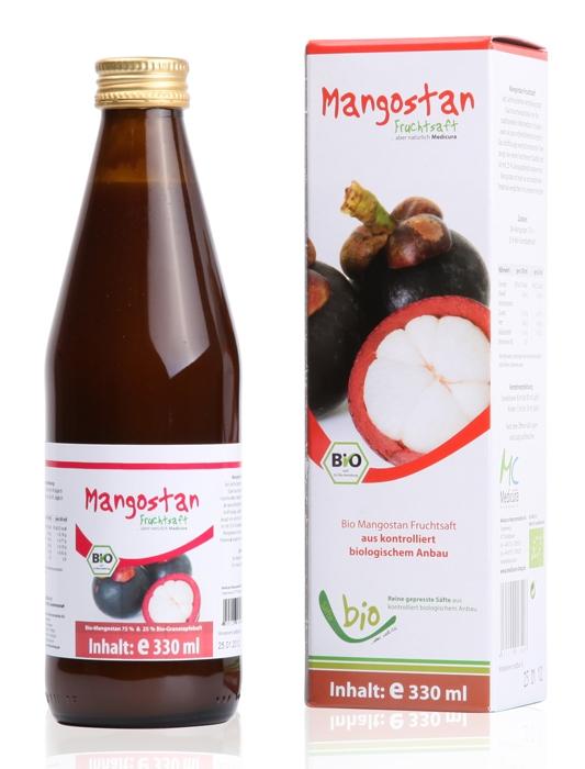 органический сок мангостина германия