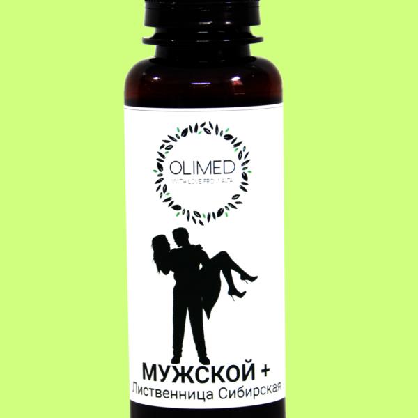 Лиственница сибирская мужской + 100мл Алтай