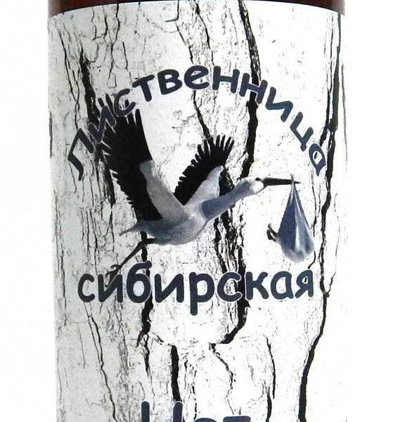 Лиственница сибирская Нет бесплодию 100мл Алтай