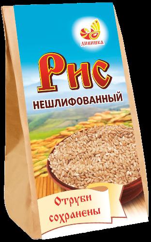 рис нешлифованный с отрубями Алтай