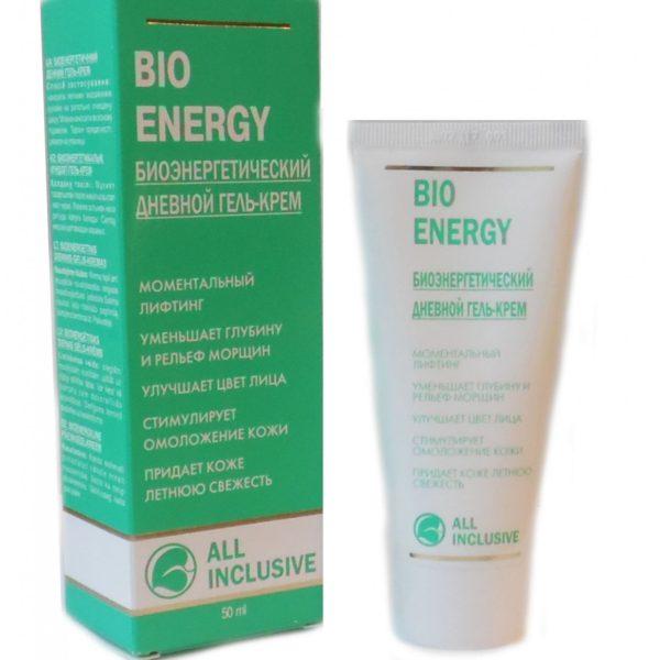 Биоэнергетический дневной гель-крем 50мл Био