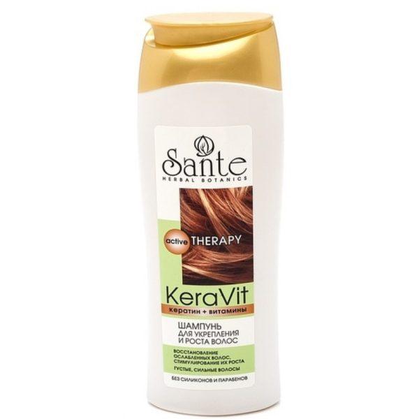 KeraVit Шампунь для укрепления и роста волос
