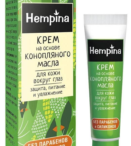 Hempina Крем для кожи вокруг глаз 15мл