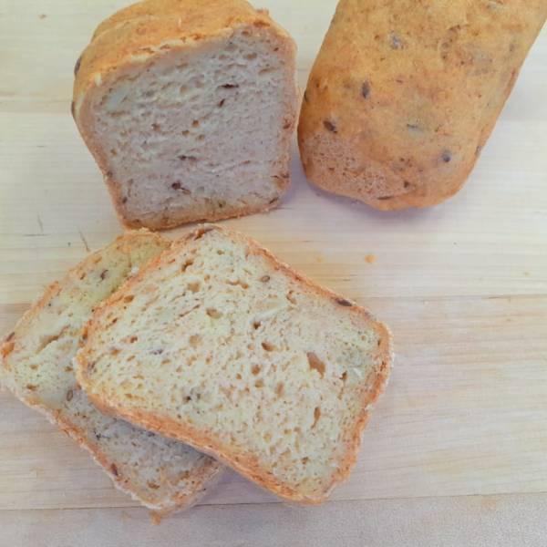 хлеб гречневый без глютена