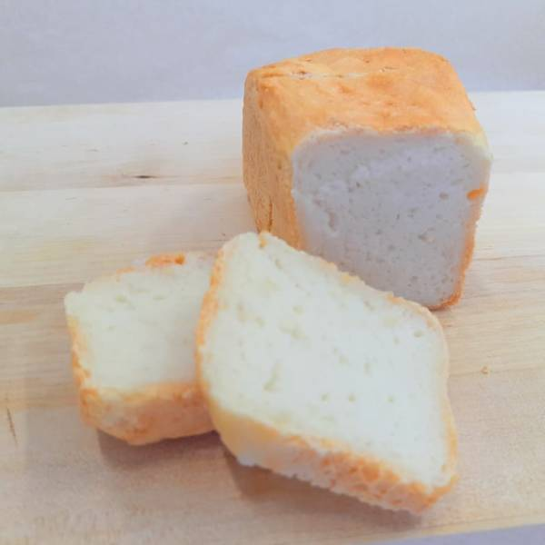 хлеб рисовый без глютена едлин хлеб