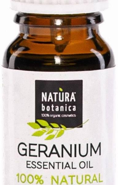 эфирное масло герани natura botanica