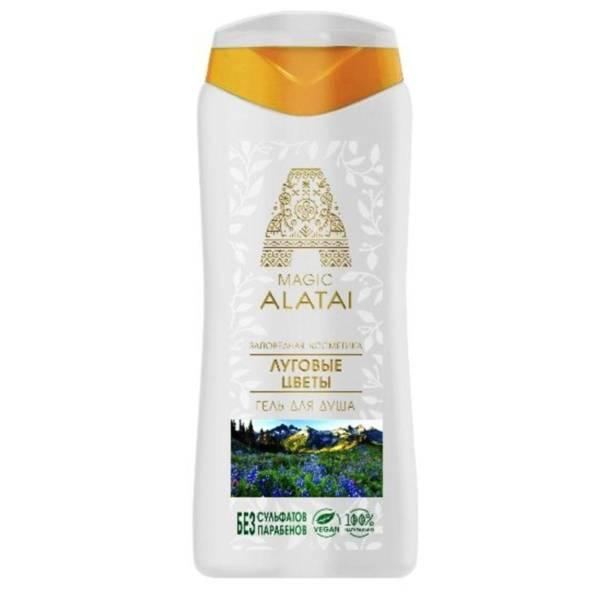 Magic Alatai Гель для душа Луговые цветы 250 мл