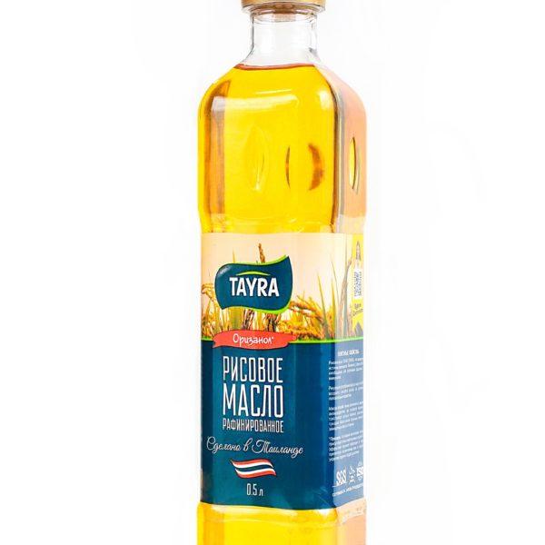 масло рисовое 0,5л