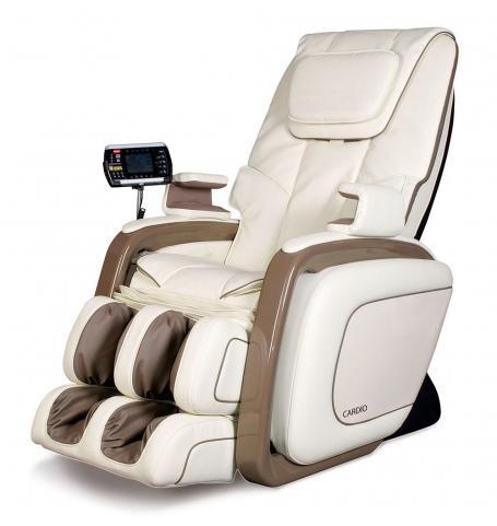 Массажное кресло US Medica Cardio бежевое