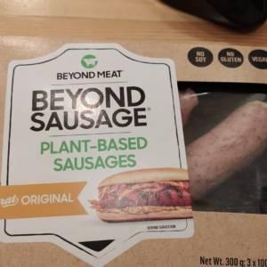 сосиски веган beyond meat