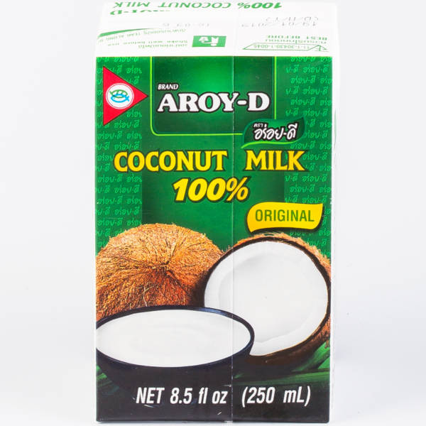 Aroy-D кокосовое молоко 250мл
