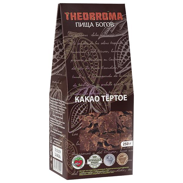 какао тертое 250г