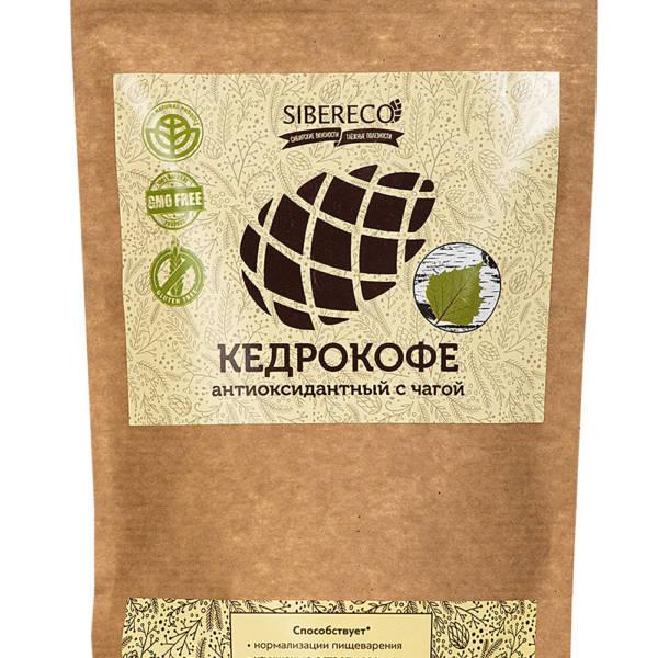 кедрокофе Антиоксидантный с чагой