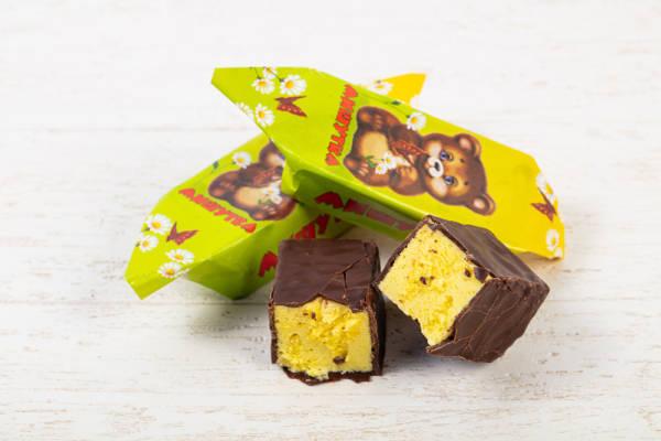 конфеты Мишутка
