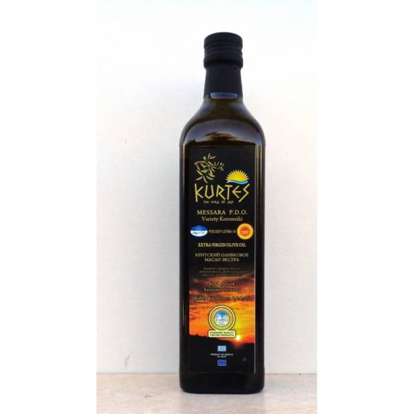 kurtes оливковое масло PDO крит 250мл