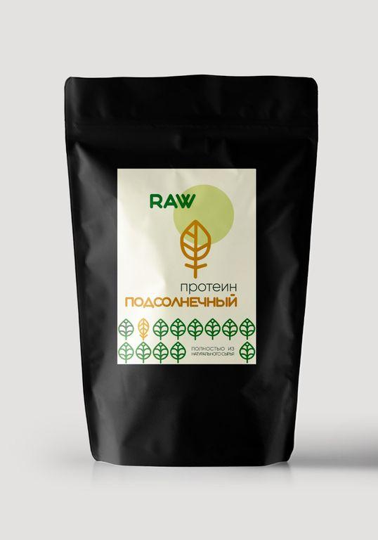 Протеин подсолнечный 60% RAW 500г