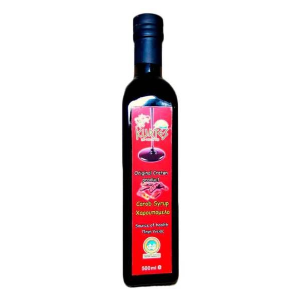Сироп из плодов рожкового дерева кэроб KURTES 500 мл