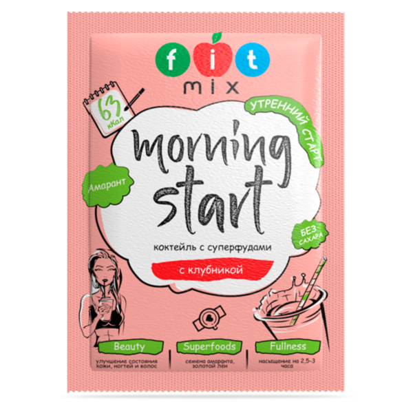 Коктейль Fit Mix Morning Start