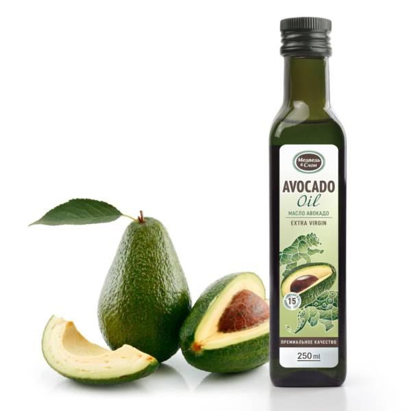 масло авокадо новая зеландия