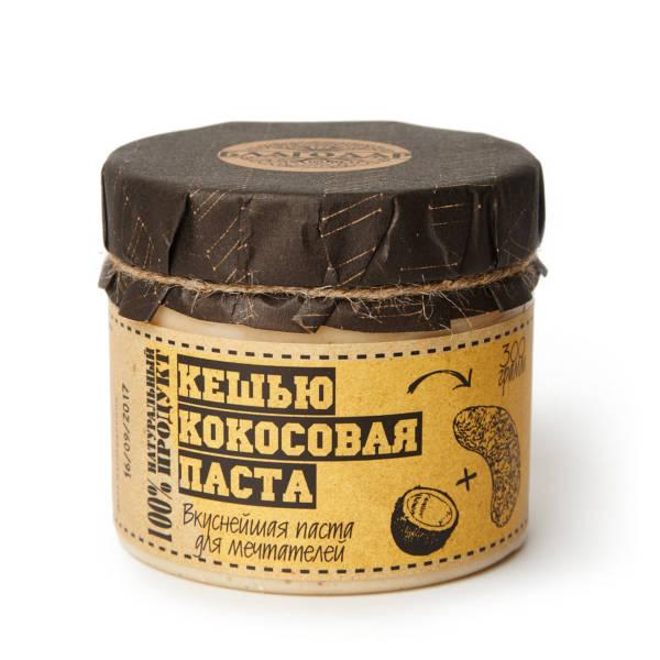 Паста Кешью-Кокосовая 300г