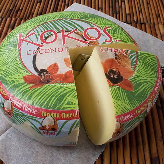сыр сливочный кокос