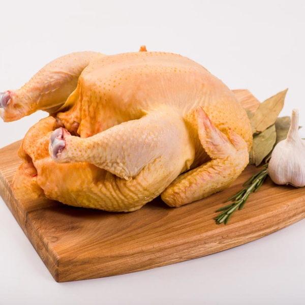 Курица фермерская кукурузного откорма ~2кг